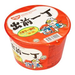 Nissin Chu Qian Yi Ding Sesame Oil Instant Noodles With Soup Base 110g