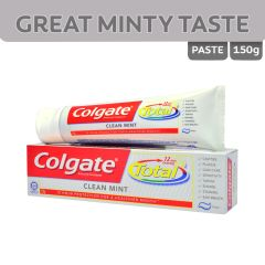 Colgate Total 12 Toothpaste Clean Mint 150 g