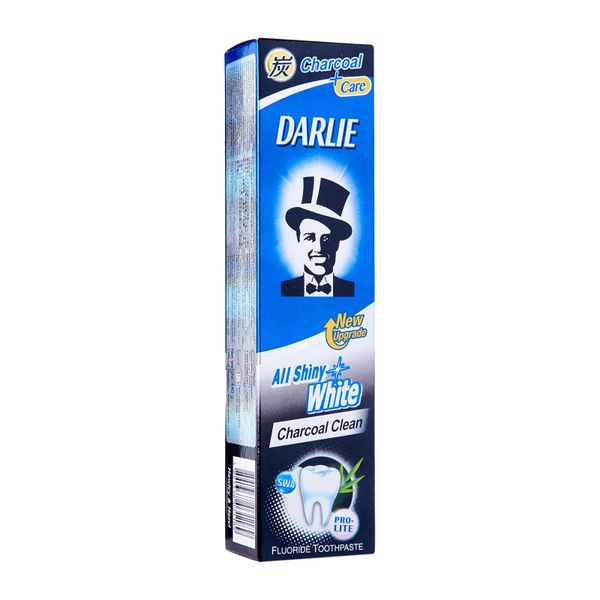 Darlie All Shiny White Charcoal Clean 140 g