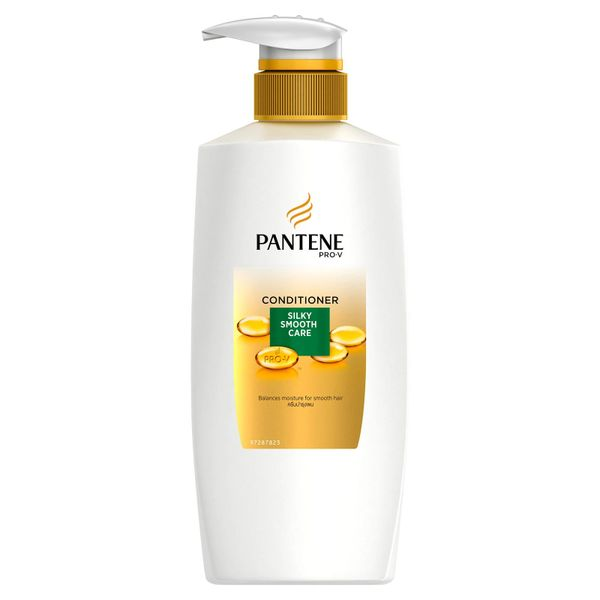Pantene Silky Smooth Care Conditioner 670 ml
