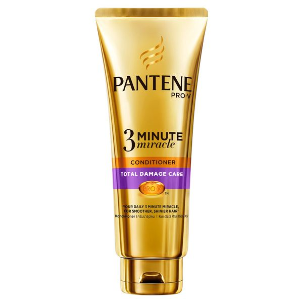 Pantene 3 Minute Miracle Conditioner Total Damage Care 180 ml