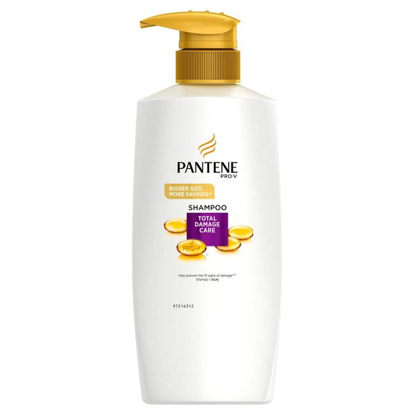 Pantene Total Damage Care Shampoo 750 ml