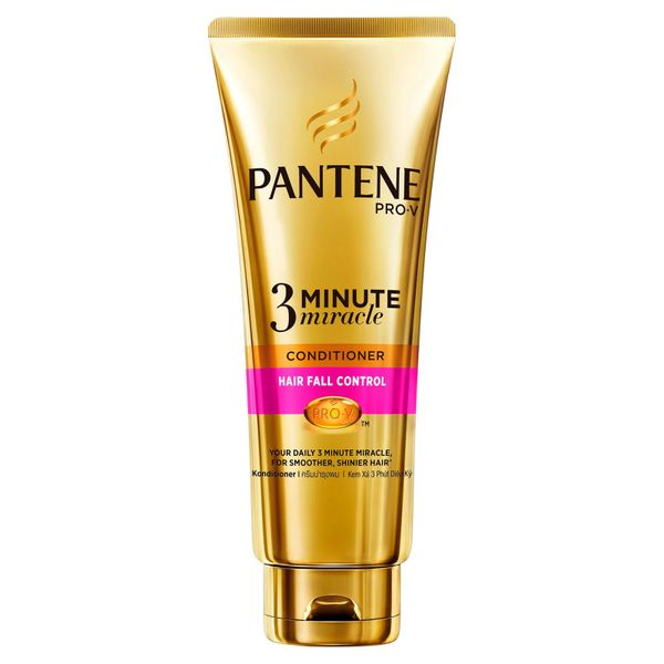 Pantene 3 Minute Miracle Conditioner Hair Fall Control 180 ml