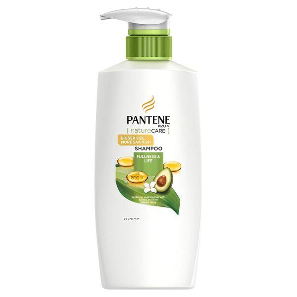Pantene Nature Care Shampoo 750 ml