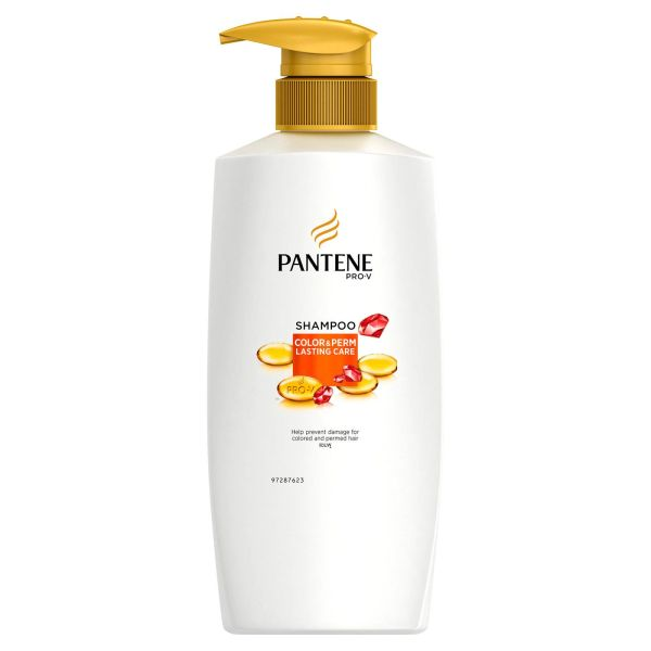 Pantene Colour And Perm Shampoo 750 ml