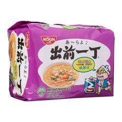 Nissin Chu Qian Yi Ding Tom Yam Instant Noodles 5 x 85g