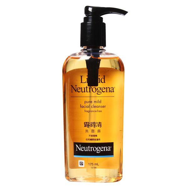 Neutrogena Liquid Facial Cleanser (Fragrance Free) 175 ml