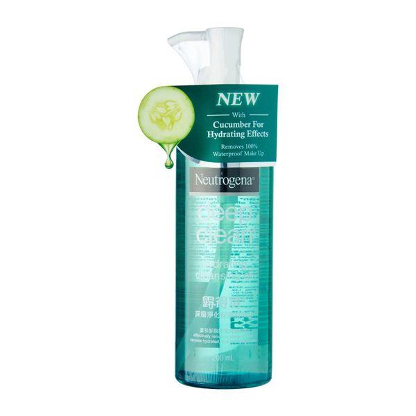 Neutrogena Deep Clean Hydrating Cleansing Oil 200 ml