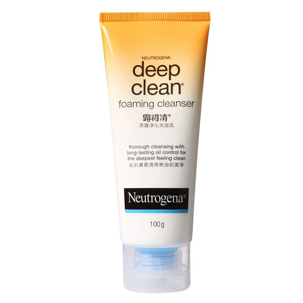 Neutrogena Deep Clean Foaming Cleanser 100 g