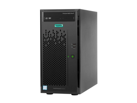 HPE ML10 Gen9 E3-1225v5 (3.3GHz 4C) 8GB 1TB SATA 300WPS