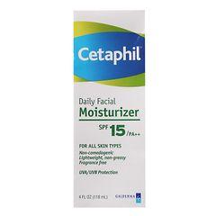 Cetaphil SPF 15 Facial Moisturizer 118 ml