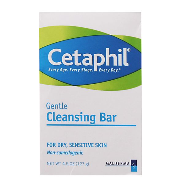 Cetaphil Gentle Cleansing Bar 127 g