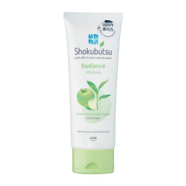 Shokubutsu Facial Foam - Vitalizing 100 g