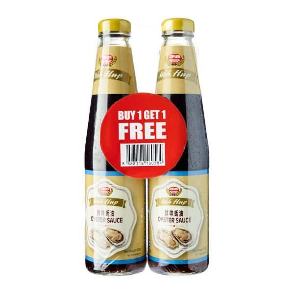 Woh Hup Oyster Sauce 2 x 500 g
