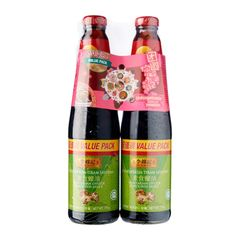 Lee Kum Kee Vegetarian Os Twin Pack 770 g