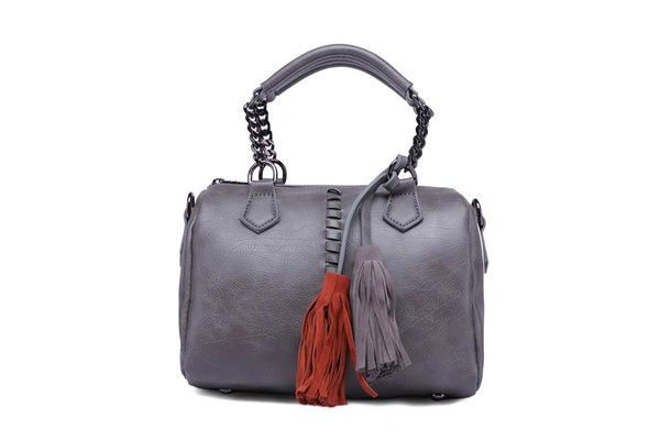 Euro Style Fringe Pillow Handbags