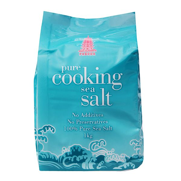 Pagoda Pure Cooking Sea Salt 1 kg