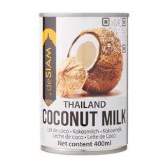 DeSIAM Thailand Coconut Milk 400 ml