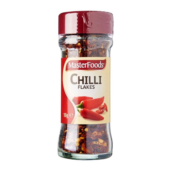 MasterFoods Hot Chili Flakes 18 g