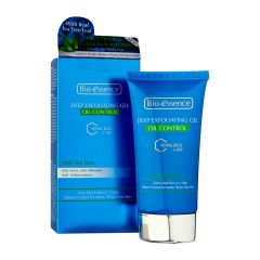 Bio-Essence Deep Exfoliating Gel (Oil Control) With Royal Jelly And ATP 60g