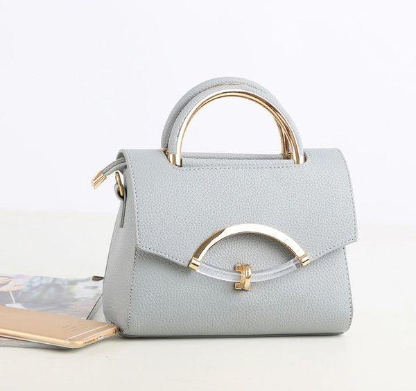 Korean Fashion Hollow Out Work Handbags