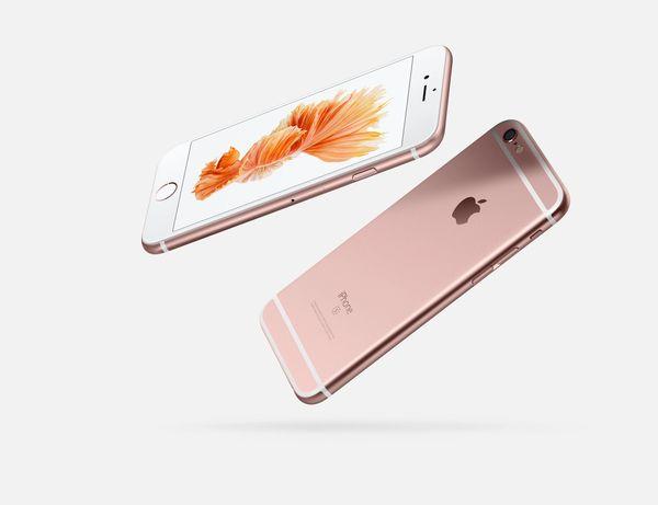 IPHONE 6S ROSE GOLD 16GB SG