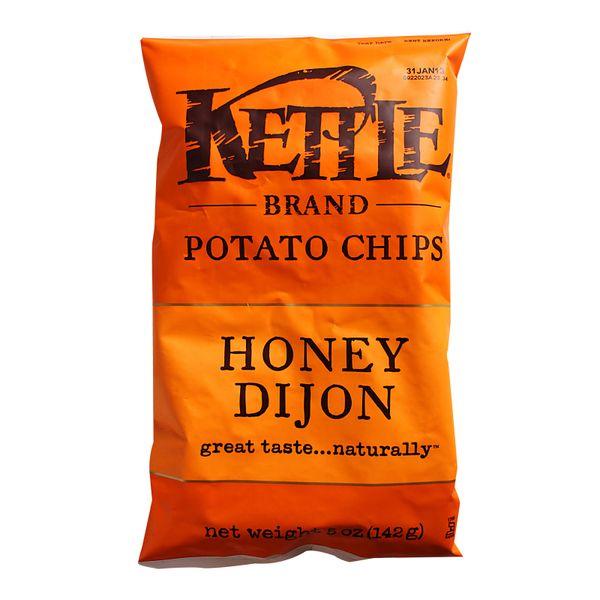 Kettle Honey Dijon Potato Chips 142 g