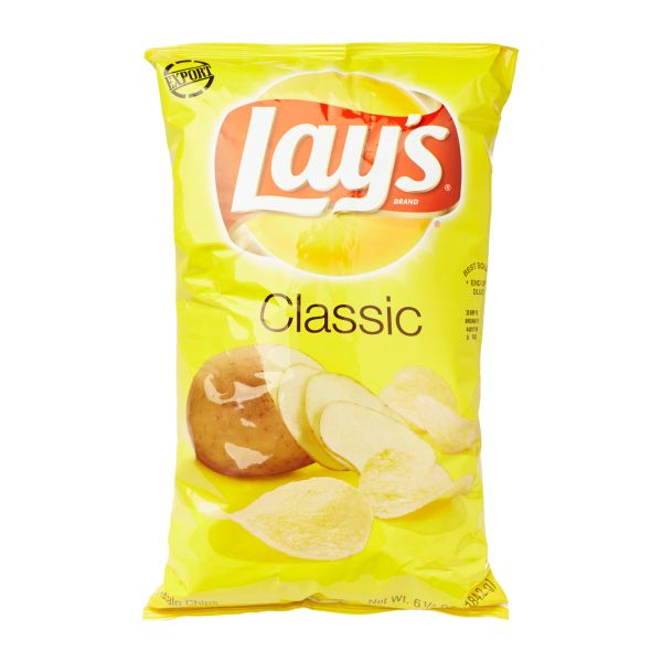 Lay's Classic Potato Chips 184.2 g