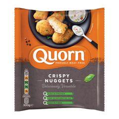 Quorn Crispy Nuggets - Frozen 300 g