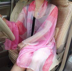 Korean Fashion Solid Pashmina Shawl Scarves