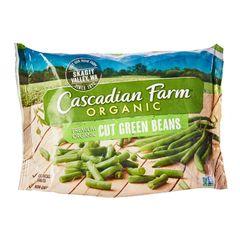 Cascadian Farm Premium Organic Cut Green Beans - Frozen 473 g