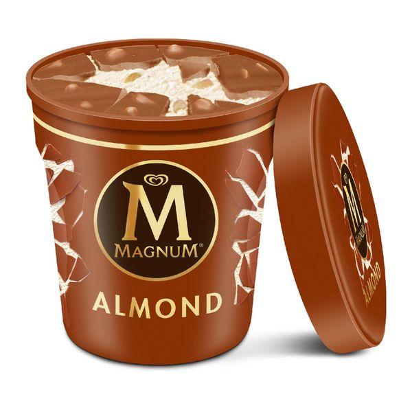 Magnum Almond Vanilla Ice Cream 440 ml