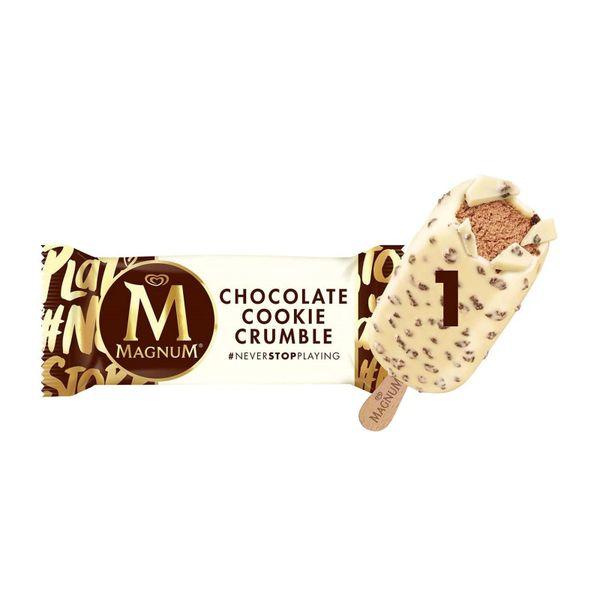 Magnum Chocolate Cookie Crumble Ice Cream Stick 100 ml