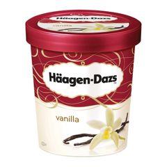 Haagen-Dazs Vanilla Ice Cream 473 ml