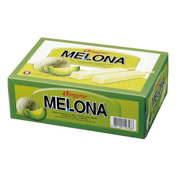 Binggrae Melona Melon - Frozen 8 x 80 ml