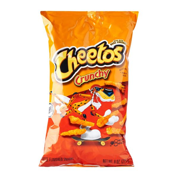 Cheetos Crunchy Cheese Flavored Snacks 226.8 g