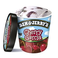Ben & Jerry's Cherry Garcia Ice Cream 473 ml