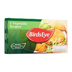 Birds Eye Vegetable Burgers 250g
