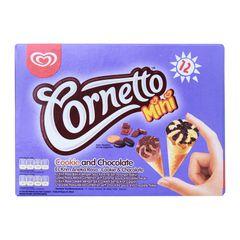 Cornetto Mini Cookies And Chocolate Ice Cream 28 ml