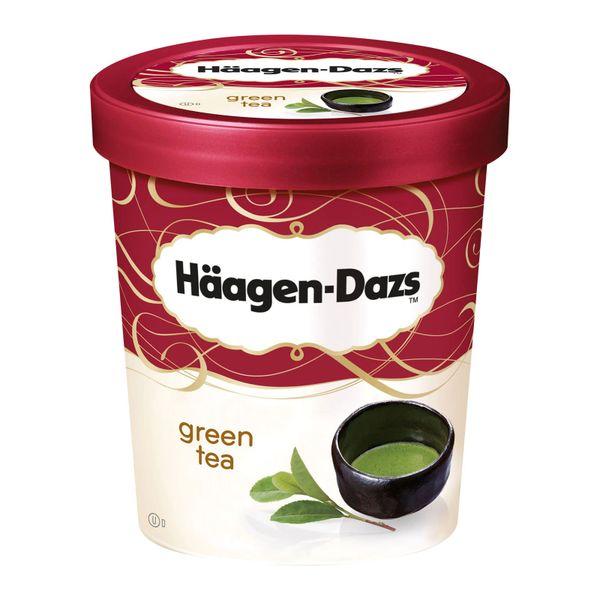 Haagen-Dazs Green Tea Ice Cream 473 ml