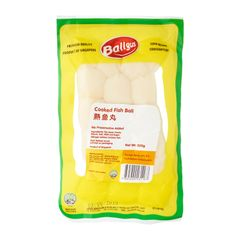 Ballgus Cooked Fish Ball 200 g