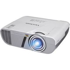 Viewsonic LightStream Widescreen (WXGA 1280 x 800) Networkable Short Throw Projector