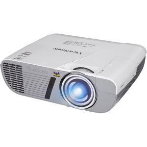 Viewsonic LightStream Widescreen (WXGA 1280 x 800) Networkable Short Throw Projector