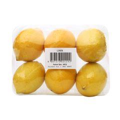 Lemons 6 per pack