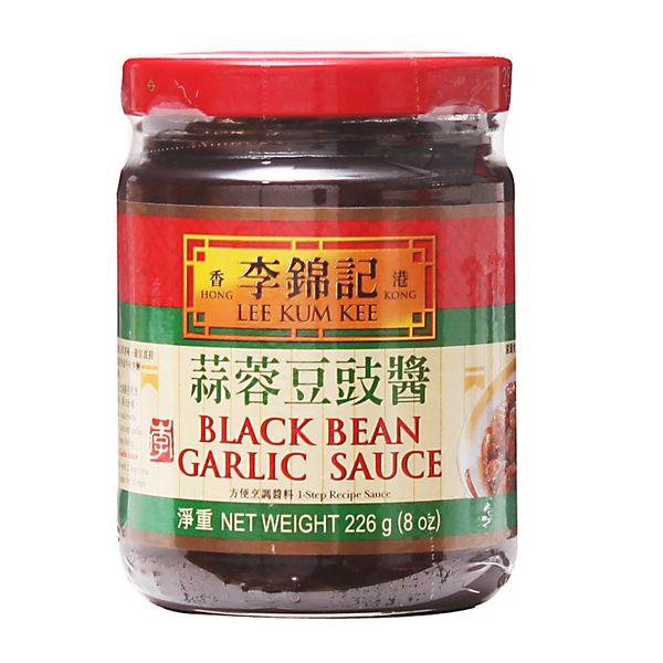 Lee Kum Kee Black Bean Garlic Sauce 226 g