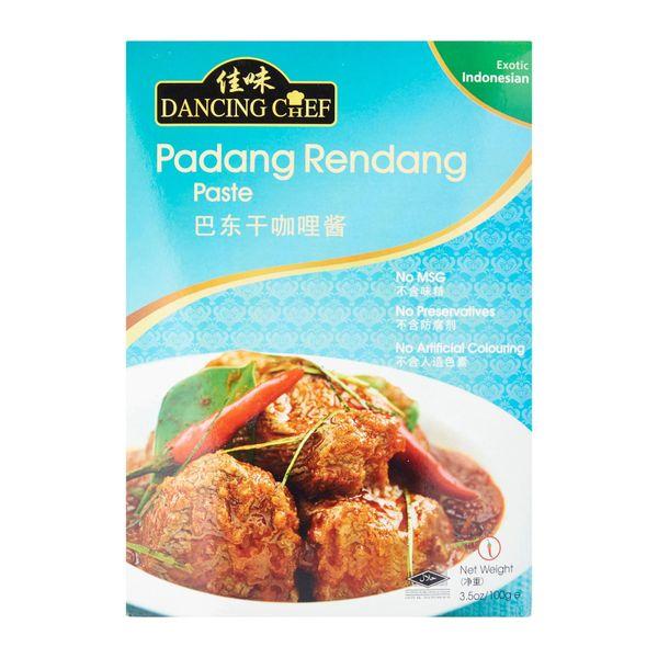 Dancing Chef Padang Rendang Paste 100 g