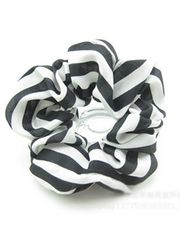 Floral Elastic Hair Band
