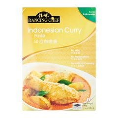 Dancing Chef Indonesian Curry Paste 100 g