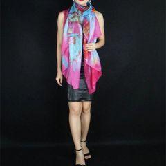 Scarf Styles Print Floral Pashminas Shawl