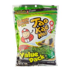 Tao Kae Noi Crispy Seaweed (Original Flavour) 59 g